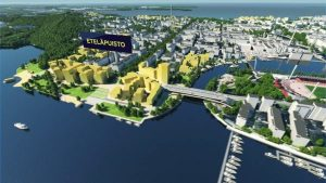Tampere kasvusuunnitelma havainnekuva
